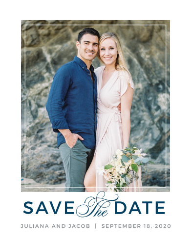online save the date maker