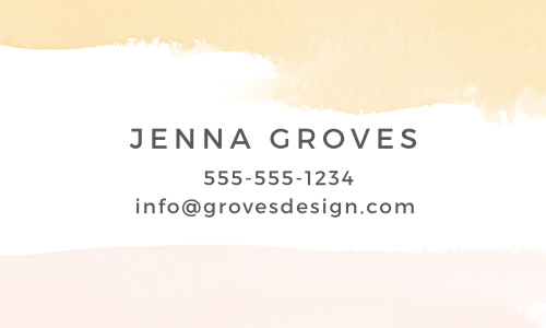 Business Cards Design Your Cards Instantly Online Basic Invite