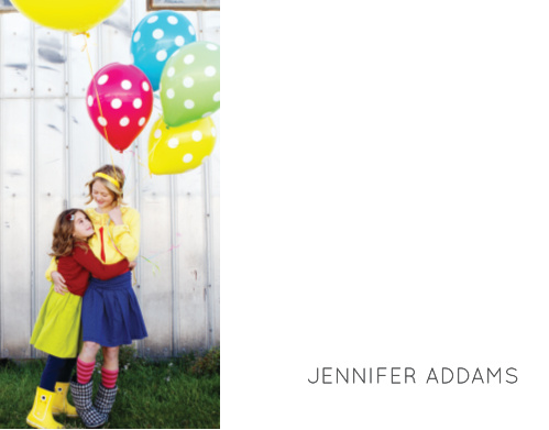 Modern Family Business Stationery