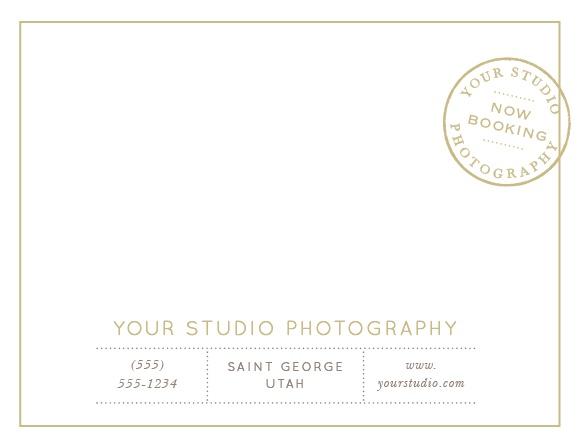 Destination Stamp Business Stationery