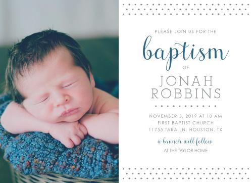 Christening Invitations Announcements