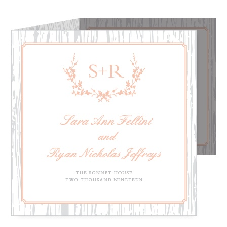 storybook wedding invitations match your color style free