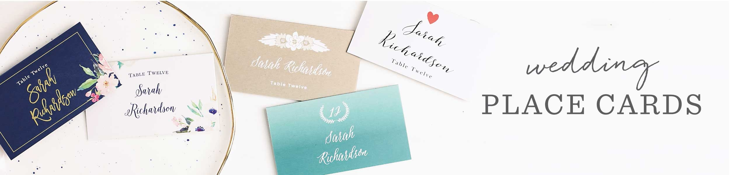 graphic about Printable Wedding Place Cards called Blissful Boughs Vacation spot Playing cards