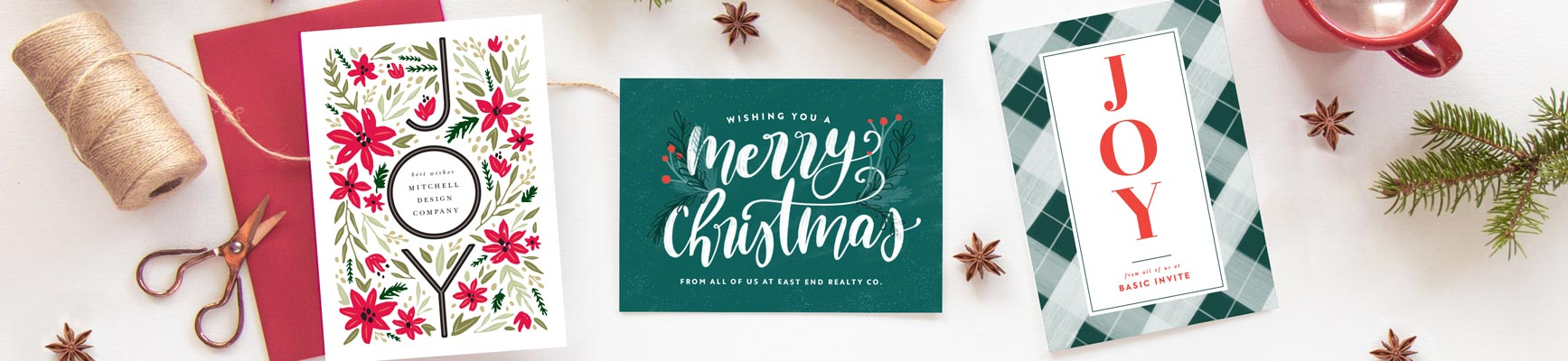 Business Corporate Holiday Cards Easy To Design Basic Invite