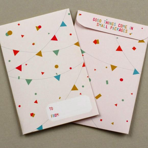 Gift Card Envelope Printable
