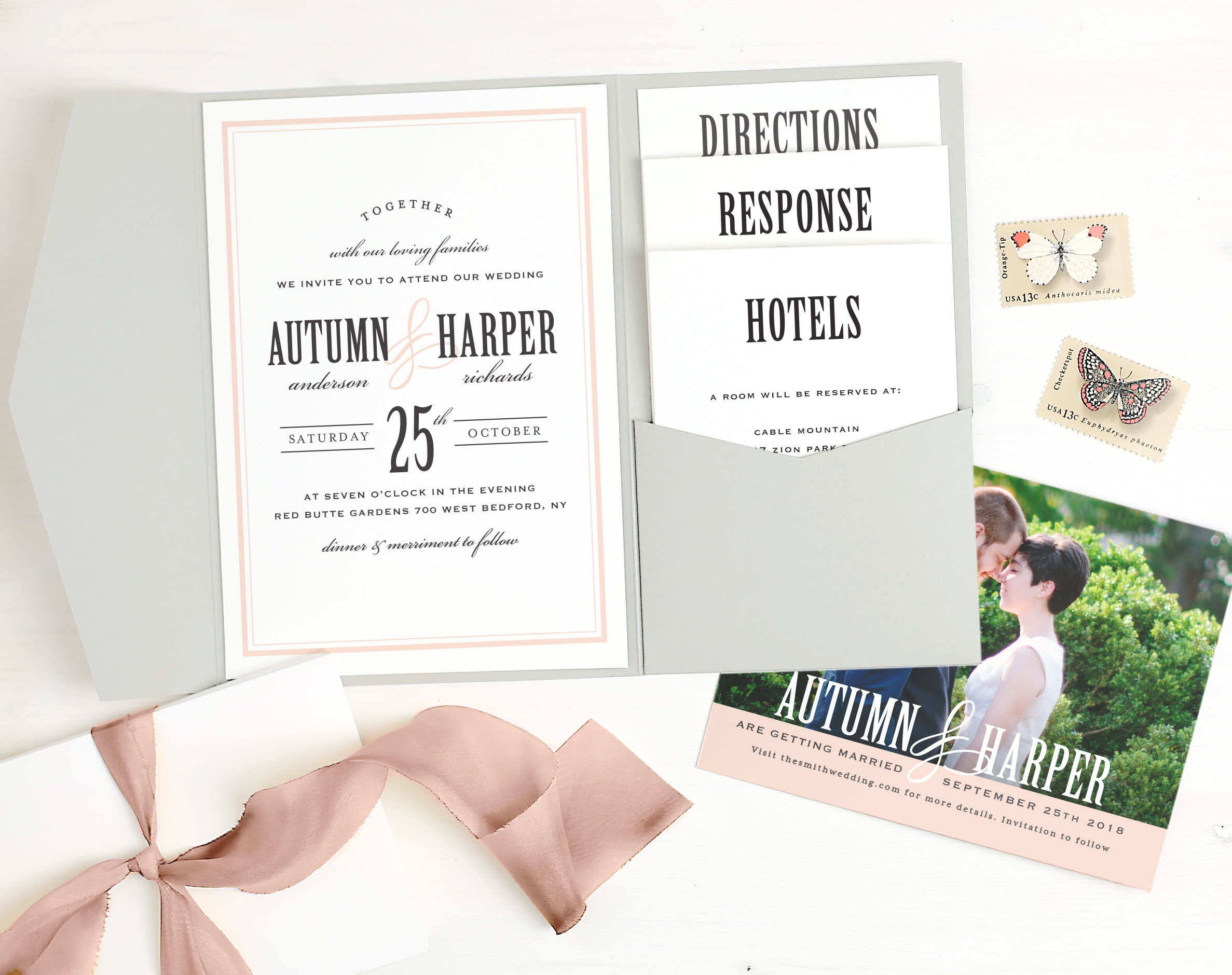 invitations announcements and photo cards basic invite