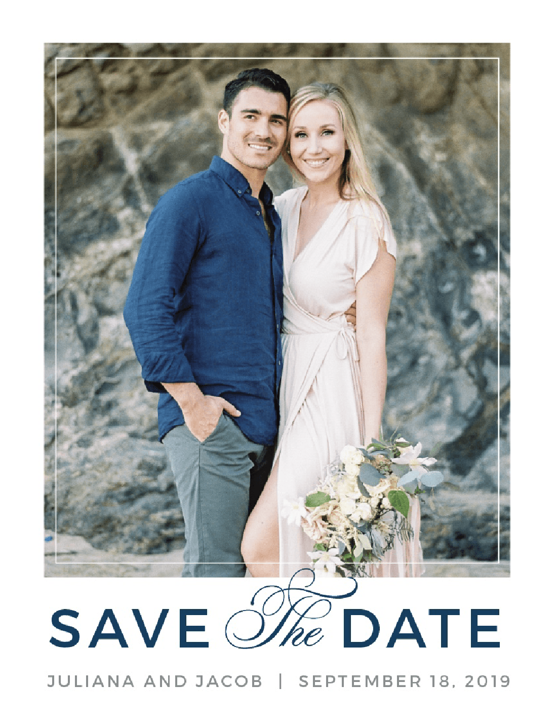 Save The Date Image